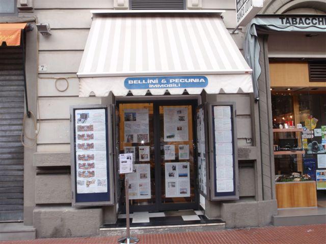 Bellini e Pecunia Immobili, sede di Piazza Verdi - La Spezia